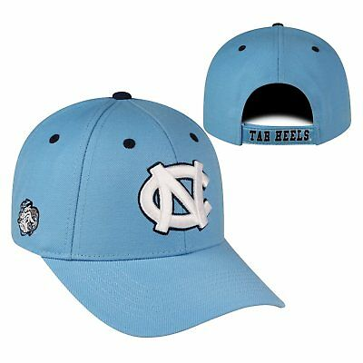 new arrival 1989e ec022 North Carolina Tar Heels NCAA Adjustable Triple Threat Hat Cap Top of the  World