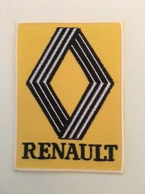A314 // Ecusson Patch Aufnaher Toppa / Neuf / Renault / 10*7 Cm