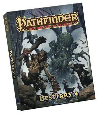 Pathfinder Roleplaying Game - Bestiary 4 - Pocket Edition