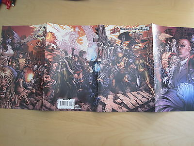 X-MEN 200. GIANT SIZE MILESTONE ISSUE by CAREY,RAMOS,BACHALO. FINCH. MARVEL 2007