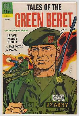 L6897: Tales of the Green Beret #1, VF Condition