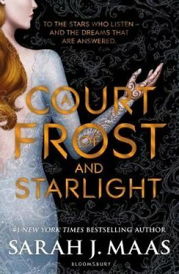 A Court of Frost and Starlight by Sarah J. Maas 9781408890325 (Paperback, 2018)