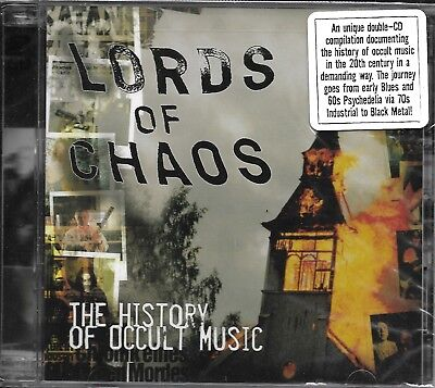Lords Of Chaos-The History Of Occult Music-Cd-Index Verlag Version