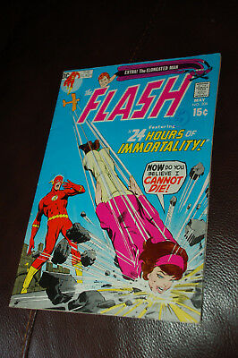 THE FLASH DC COMIC No 206, 1971