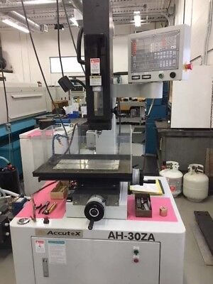 Accutex EDM Hole Drilling Machine EDM Drill AH-30ZA