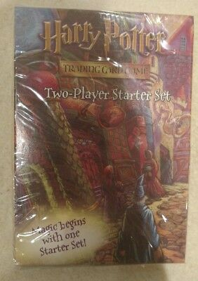 Harry Potter Two Player Starter Set - Neu ,  TCG Trading Card
