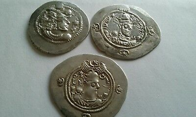 Ancient Persian. Silver Coins