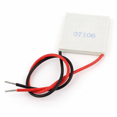 8.5V 20W Electric Heatsink Thermoelectric Cooler Cooling Peltier Plate Module