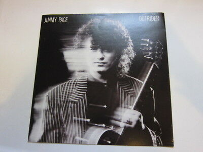JIMMY PAGE outrider  12x12 poster