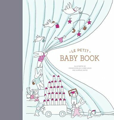 Le Petit Baby Book by Marabout 9781452152004 (Hardback, 2016)