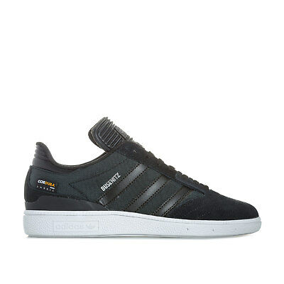 Mens adidas Originals Busenitz Pro Trainers In Black White From Get The Label
