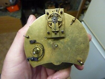 Antique French Platform  Movement - Repair (Pf6)