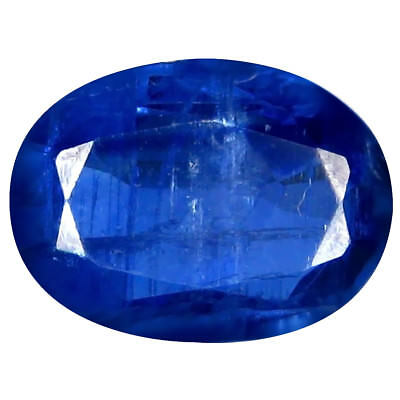 4.35 ct AAA Charming Oval Shape (12 x 9 mm) Blue Kyanite Natural Gemstone