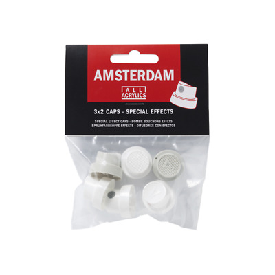 Amsterdam 3x2 Caps Special Effects