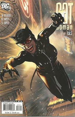 CATWOMAN #73 (2002) Back Issue (S)