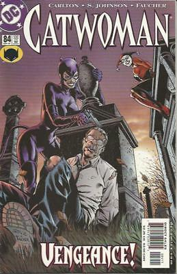CATWOMAN (1994) #84 Back Issue (S)