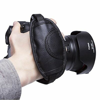 Camera Hand Grip Strap for all Canon, Nikon, Sony & all  DSLR Cameras