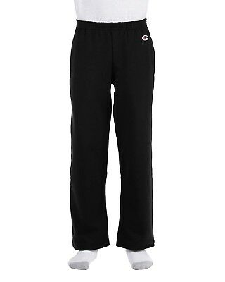 Champion Youth Eco Open-Bottom Pants Solid Sweat Pant P890