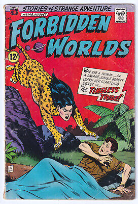 JUGHEAD 124 (1965 Archie) Dancing cover; VG/FN 5.0
