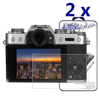 2-Pack For FujiFilm X-T20 / X-T10 Tempered Glass Screen Protector