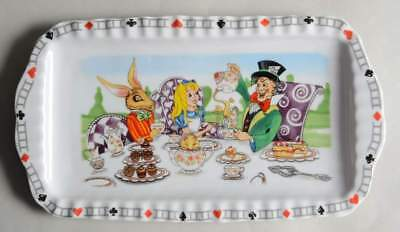 Cardew Design ALICE IN WONDERLAND'S CAFE Cookie Tray 10330232