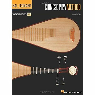 Hal Leonard Chinese Pipa Method - Paperback NEW Gao Hong (Autho 15 Aug. 2016