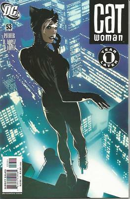 CATWOMAN #53 (2002) Back Issue (S)