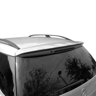For Mercedes-Benz ML63 AMG 07-10 Roofline Spoiler Factory Style Fiberglass Rear