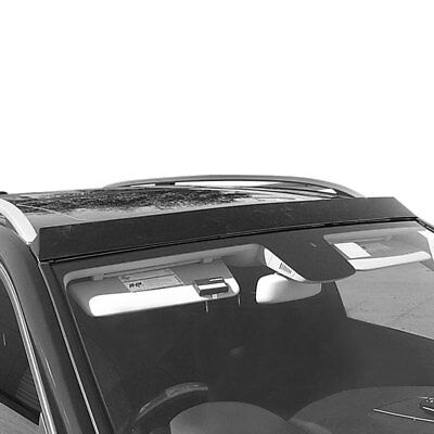 For Mercedes-Benz ML350 11-14 D2S Custom Style Top Windshield Spoiler Unpainted
