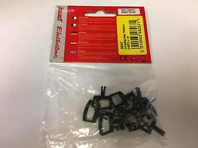 R8268 Hornby Spare Wide coupling assembly NEM (x10)