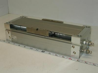 SMC CYP32-150 Clean Room Double Acting Rodless Cylinder, 32mm Bore, 150mm Stroke