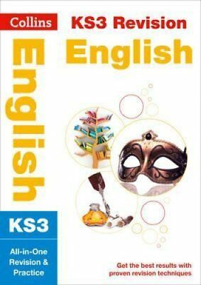 KS3 English All-in-One Revision and Practice by Collins KS3 9780007562817