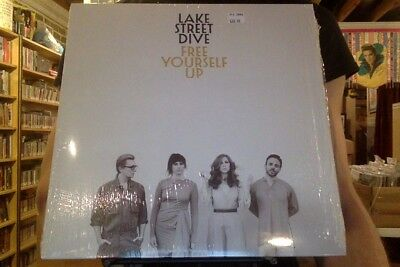 Lake Street Dive Free Yourself Up LP sealed vinyl