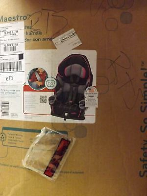 Evenflo Maestro Harnessed Booster Car Seat Taylor NEW