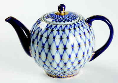 Lomonosov COBALT NET Mini Tea Pot 928726