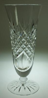"""Crystal Footed Vase Ashbourne by Waterford 7"""" Tall"""