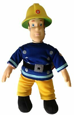 Fireman Sam 8 inch Plush Collectable Soft Toy - Fireman Sam - Collect them all!