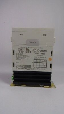 Crouzet GNR10DCZ Solid State Relay 280 VAC 32 VDC 10 Amp ! WOW !