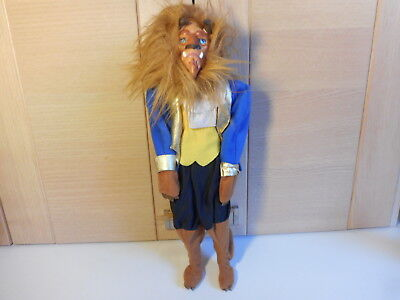 Disney Mattel Original Beauty And The Beast Prince Doll 1991