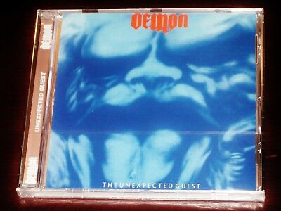 Demon: The Unexpected Guest CD 2002 Remaster Bonus Tracks Spaced Out Music NEW