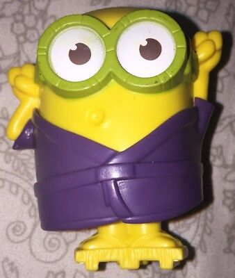 2015 McDonalds Happy Meal Despicable Me Minions Talking Toys US #12 Ice Cave