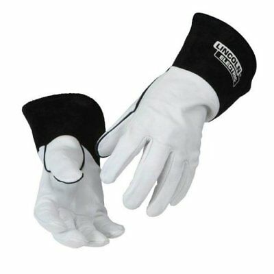 Lincoln Electric K2981 Goatskin Leather Tig Welding Gloves, Large