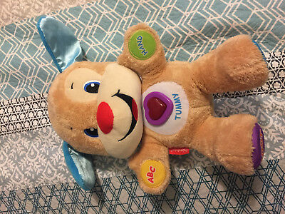 fisher price learning puppy musical free postage (b)