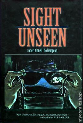 Sight Unseen HC (Image) #1-1ST 2006 FN Stock Image