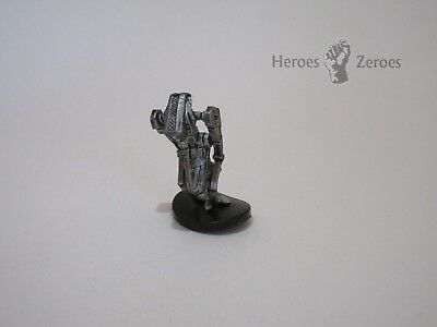 Star Wars Miniatures Champions of the Force COTF #15 SITH ASSAULT DROID Uncommon