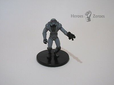 Star Wars Miniatures Champions of the Force COTF #48 DARK TROOPER PHASE II (Unc)