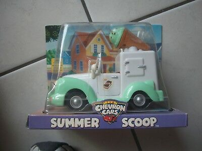 The Chevron Cars SUMMER SCOOP  FREE shipping
