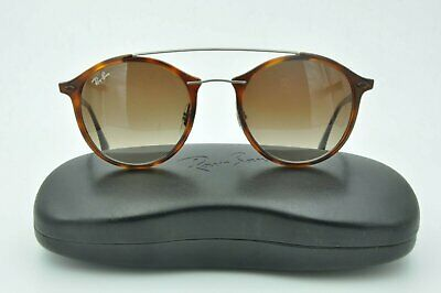 e5fd7d73df RAY BAN RB 4266 Sunglasses 6201 13 LightRay Tortoise   Brown Gradient 49mm