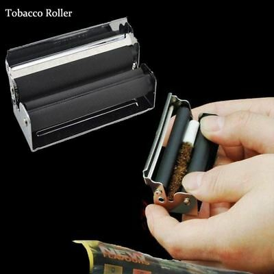 70mm Joint Roller Machine Blunt Fast Cigar Rolling Cigarette Weed Raw King Size