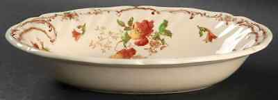 """Royal Doulton CHILTERN 9 1/2"""" Oval Vegetable Bowl 552857"""